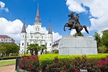 New Orleans City & Katrina Tour - 04/14 & 04/17 6PM